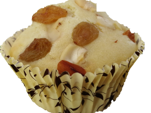 Dry Fruit Muffins